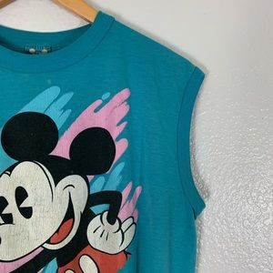 4a4034da12 Vintage WALT DISNEY Mickey Mouse 80 s Made in USA